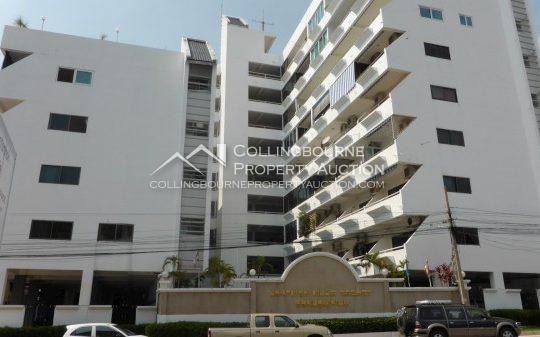 Jomtien Hill Resort and Condominium,Pratumnak