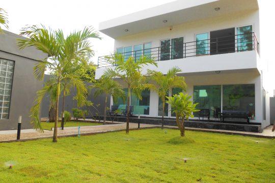 2 Storey house Soi Wat Bunkanchanaram Jomtien